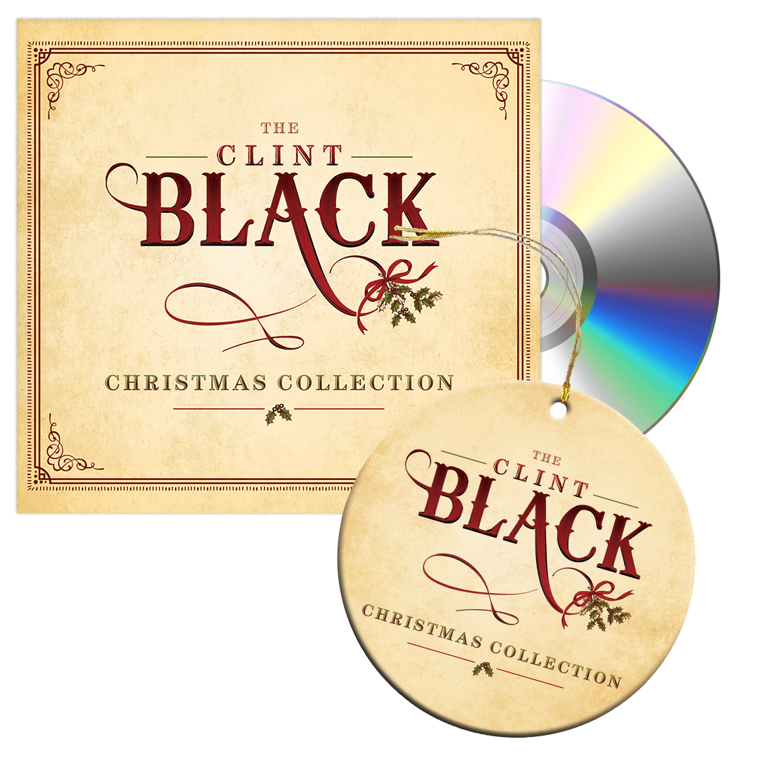 The Clint Black Christmas Collection CD