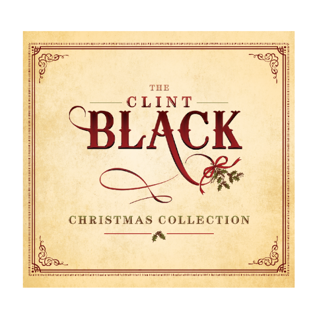 Clint Black CD- Christmas Collection